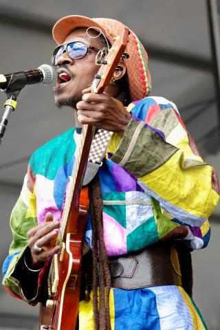 Cheikh Lô of Senegal