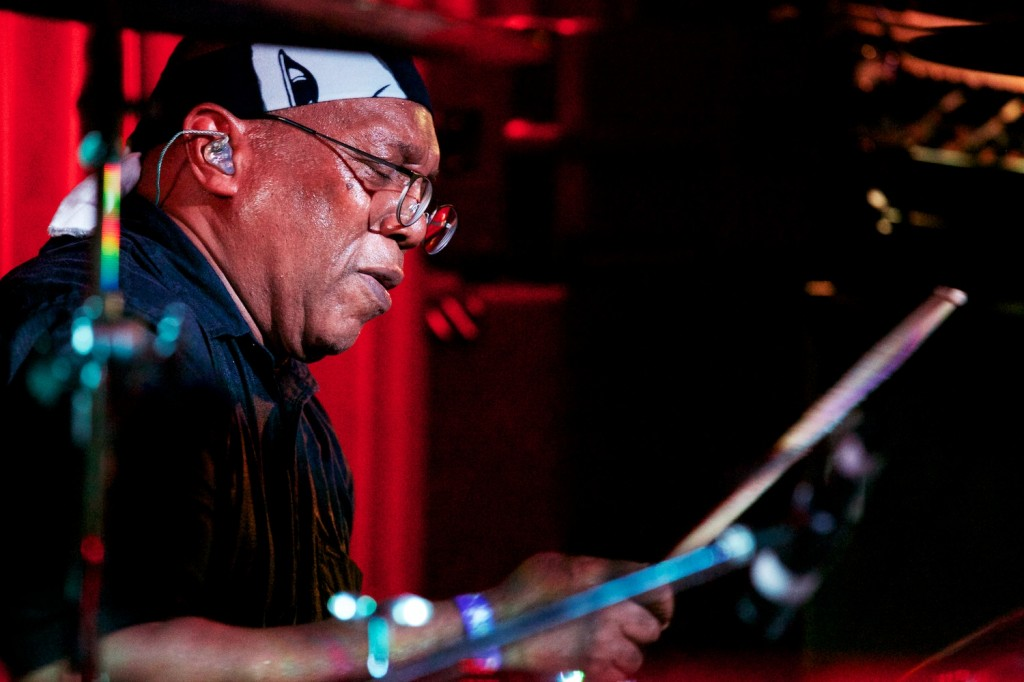 Billy Cobham performing with the Spectrum 40 Band at The Mint