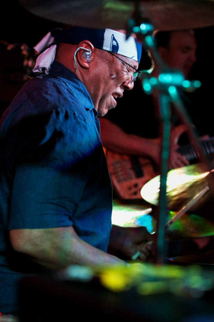 Billy Cobham, from a paradiddle to a roar