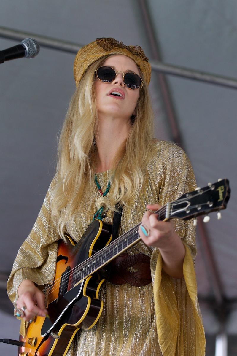 Baton Rouge's Kristin Diable, is one rockin' chanteuse