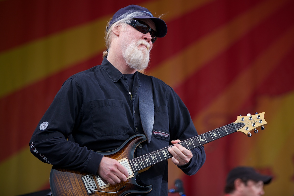 String bender Jimmy Herring with Widespread Panic
