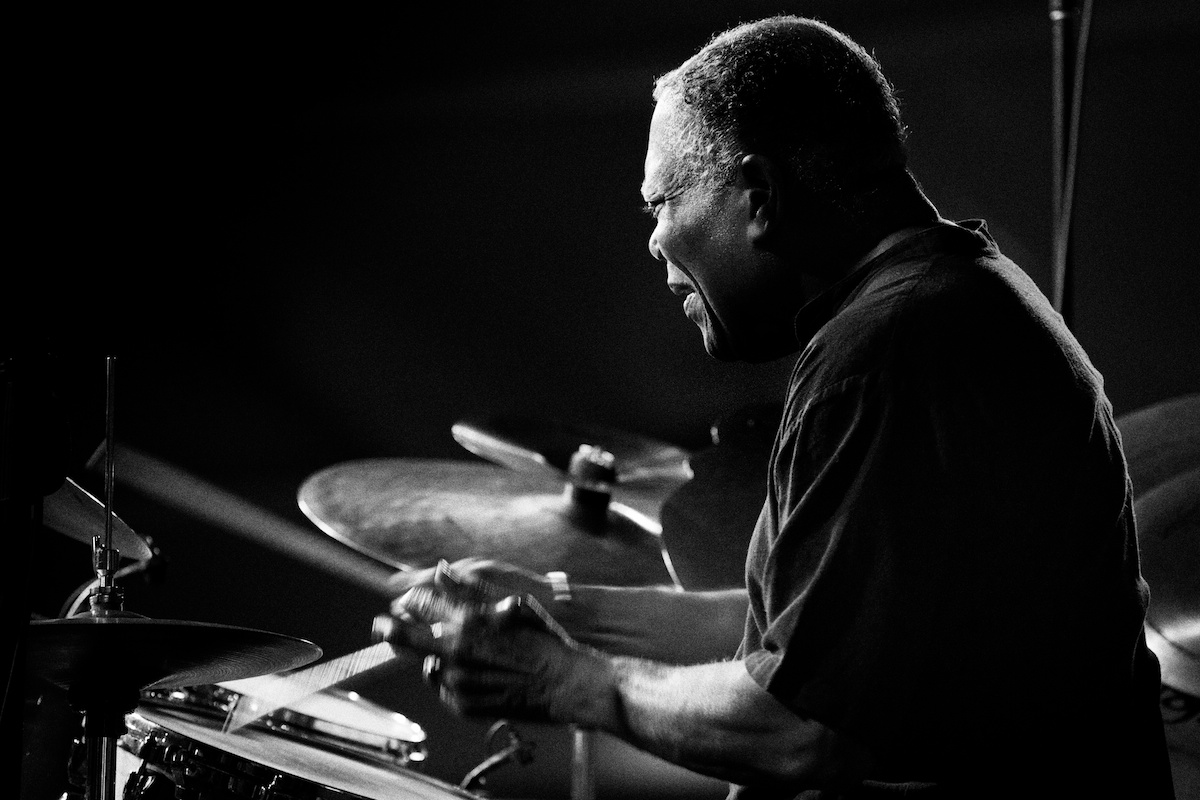 Billy Hart cooking