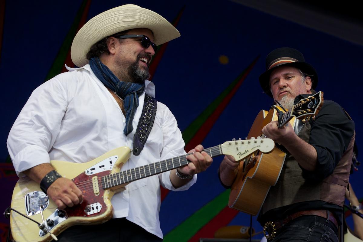 Mavericks Raul Malo and Robert Reynolds