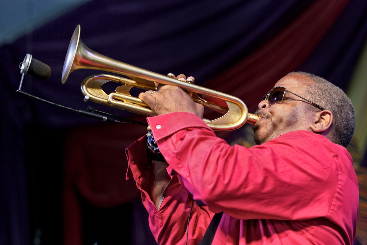 Terence Blanchard paints with sound