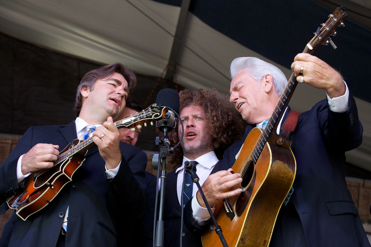 McCourys and Ben Jaffe