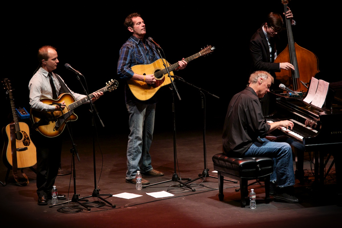 Bruce Hornsby in good company