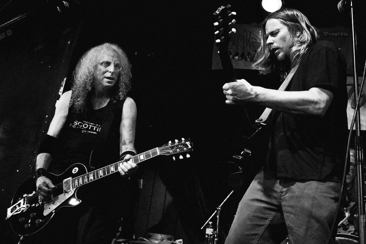 Wachtel and Lukas Nelson tangled up in blues