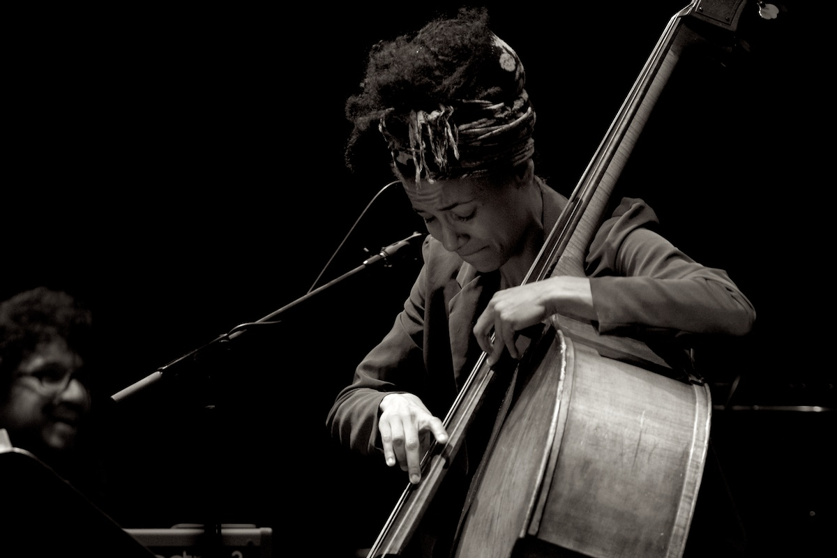 Jim Brock Photography Royce Hall Spring Quartet Esperanza Spalding