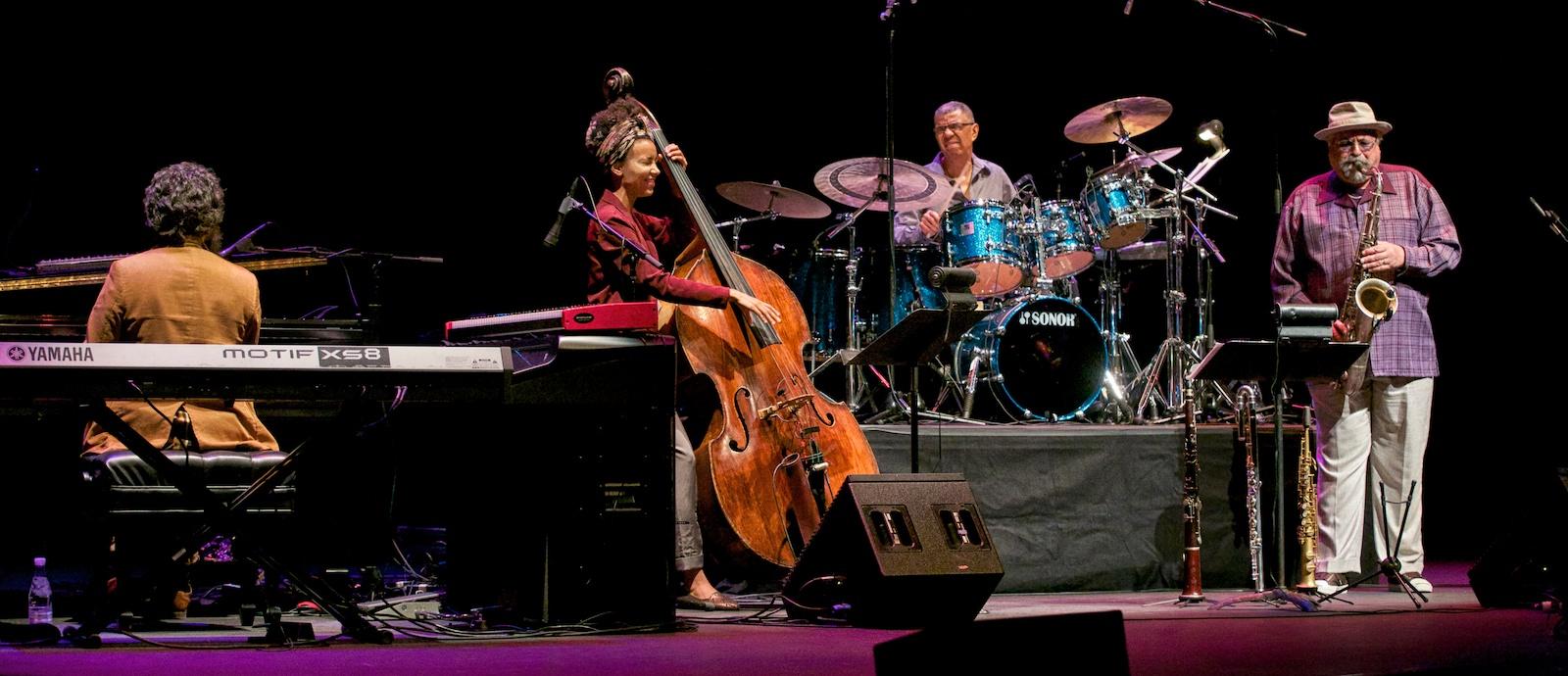 The aptly named Spring Quartet