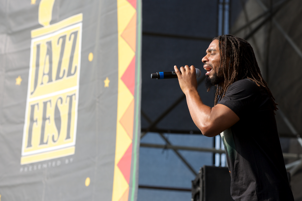 The Wailers at Congo Square