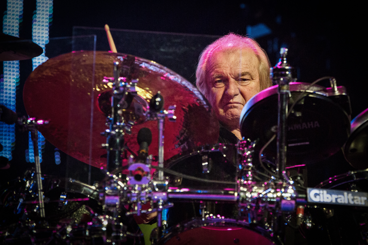 Alan White from on high