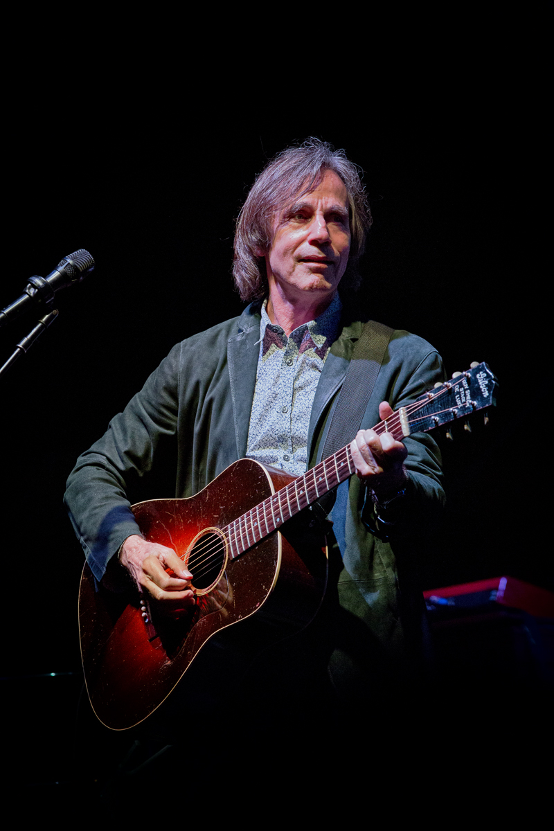 Jackson Browne closes out Way Over Yonder 2014