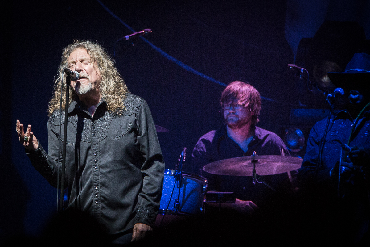 Jim Brock Photography=Robert Plant-Hollywood Palladium