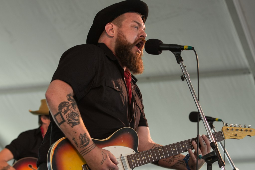 Nathaniel Rateliff put out big time
