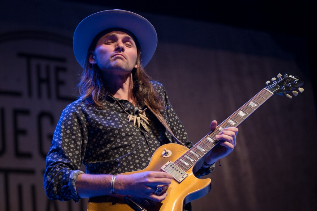 Duane Betts is a great fit with Dawes