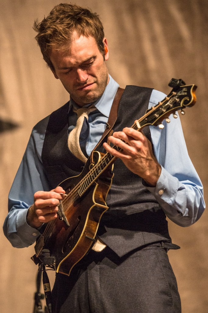 Not Wobegon yet, Chris Thile and the Punch Brothers were sterling