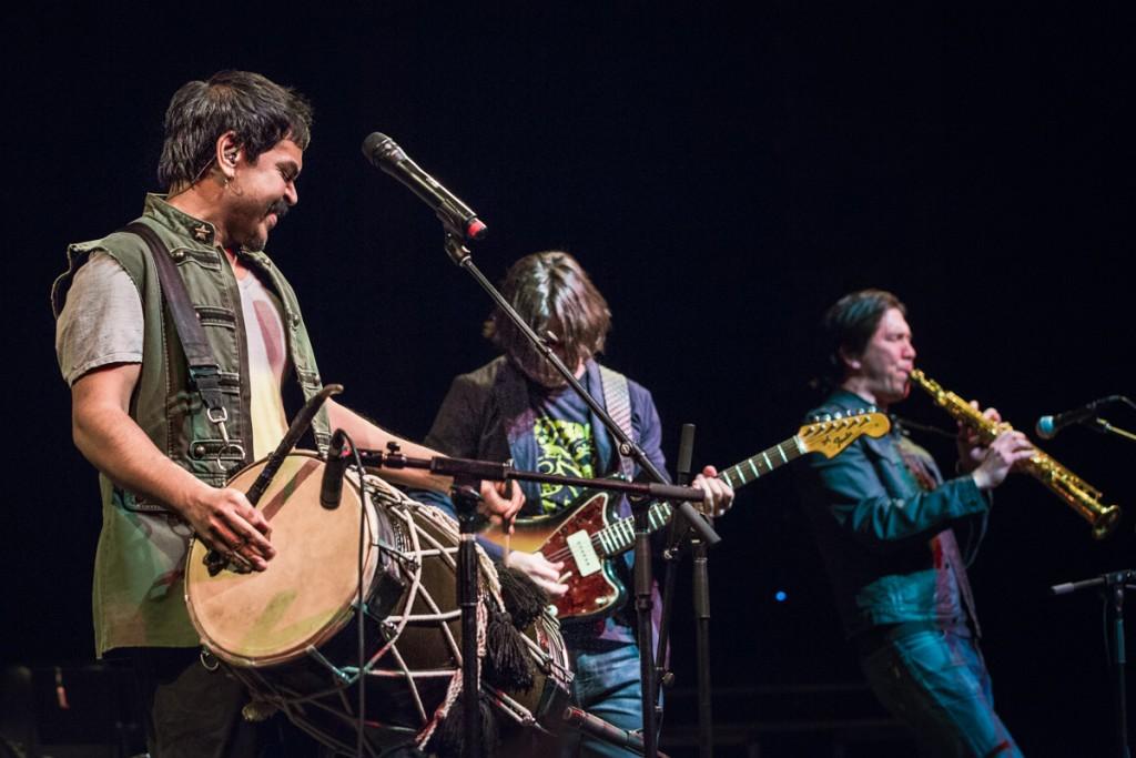 Sunny Jain, Jonathan Goldberger and Jonathon Haffner