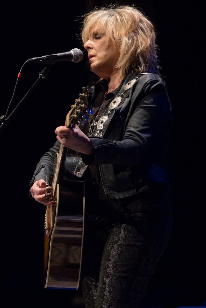 Lucinda Williams at Royce Hall