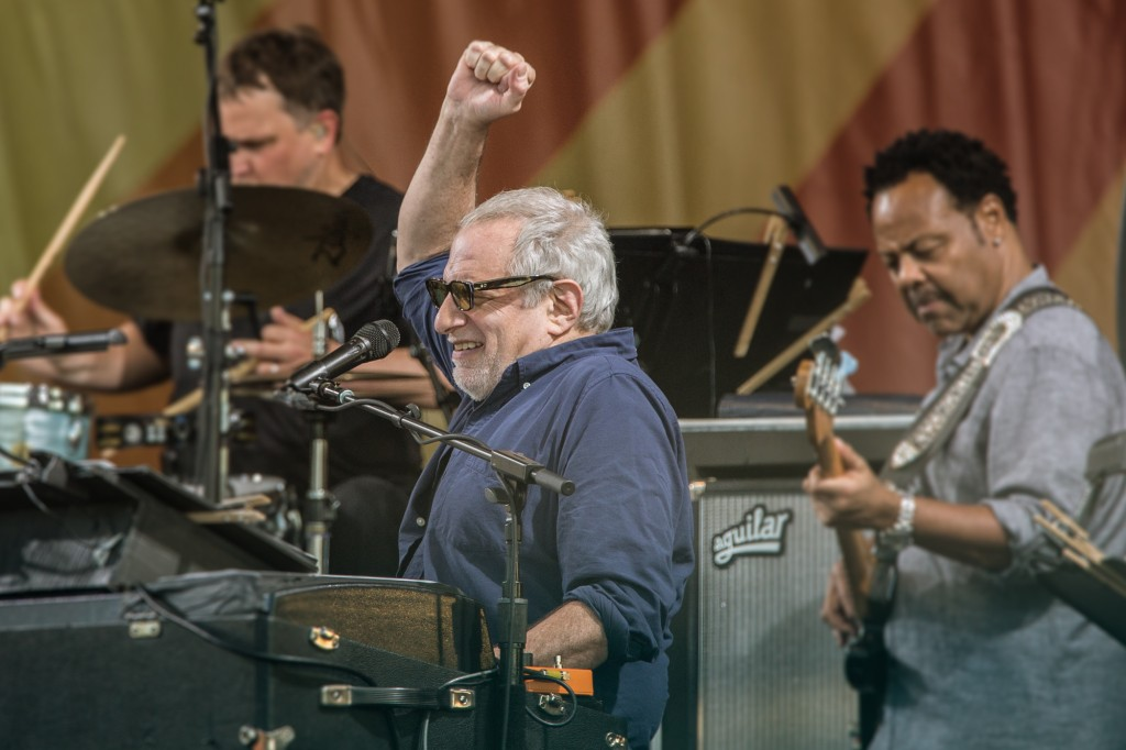 Donald Fagen likes this moment