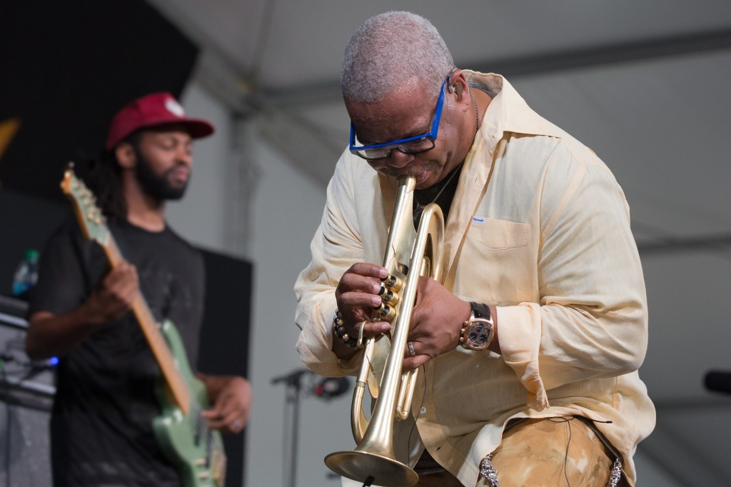 Terence Blanchard with the E-Collective