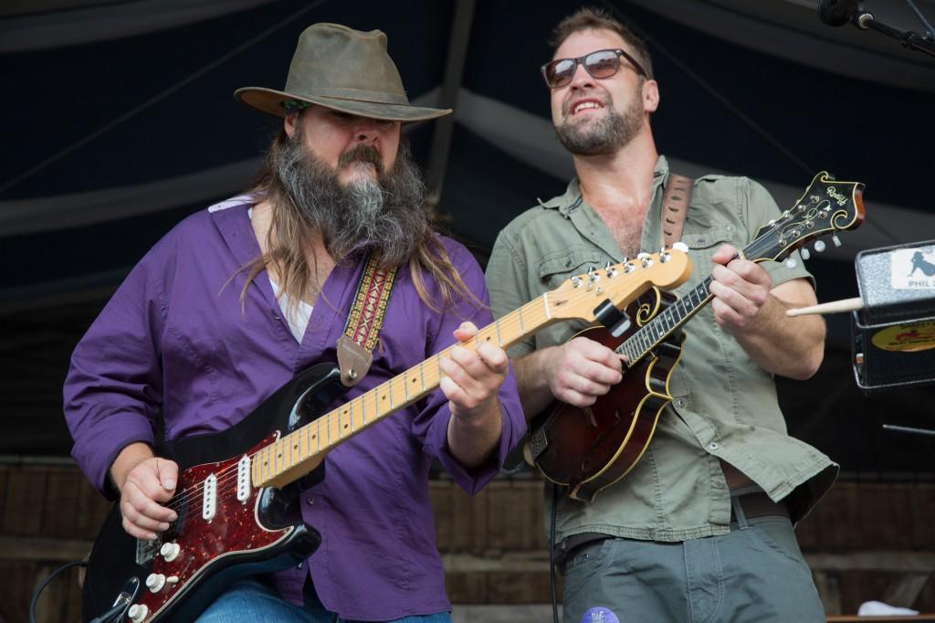 Chris Mule and Aaron Wilkinson of HISB