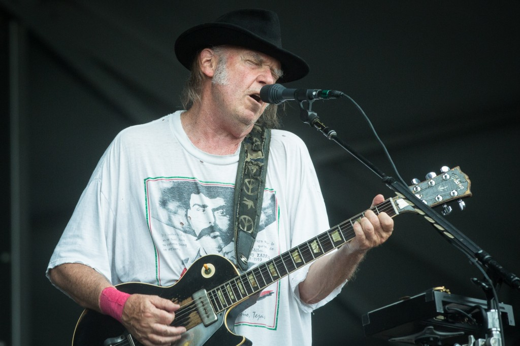 Mr. Neil Young