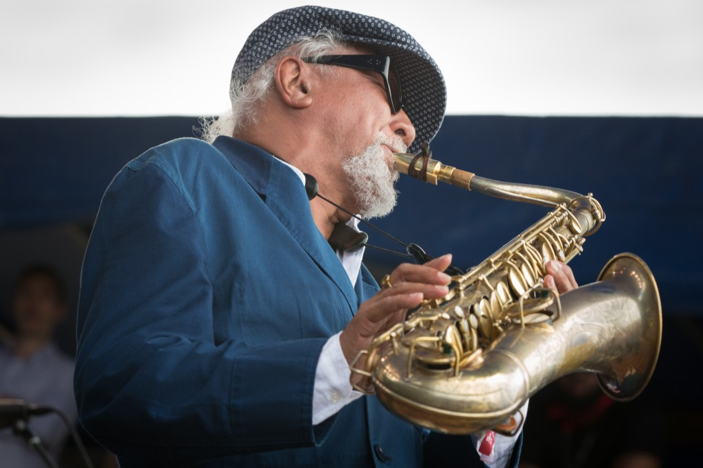 Charles Lloyd takes flight at Newport