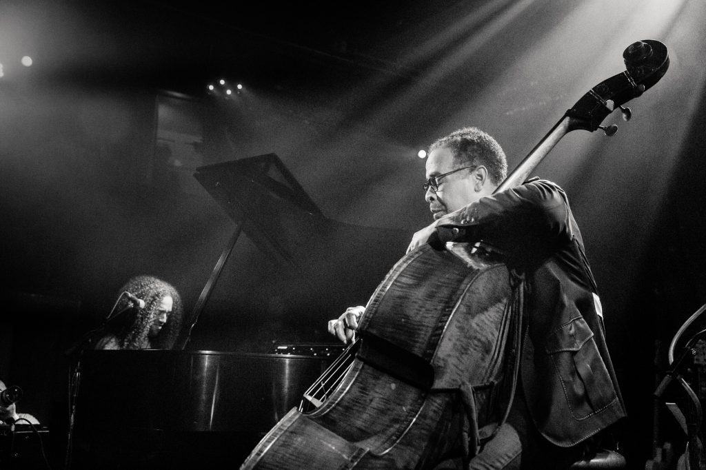 Stanley Clarke and Cameron Graves